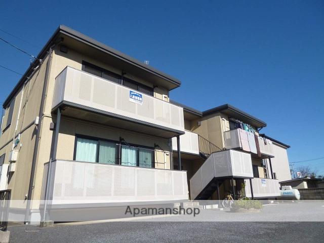 茨城県鹿嶋市、鹿島神宮駅徒歩16分の築14年 2階建の賃貸アパート