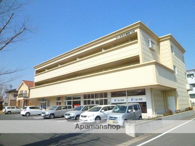 茨城県神栖市、水郷駅徒歩226分の築27年 3階建の賃貸マンション