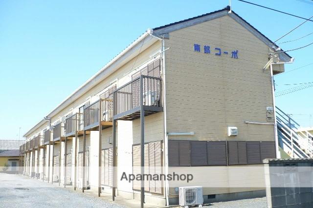 茨城県神栖市、下総豊里駅徒歩218分の築21年 2階建の賃貸アパート