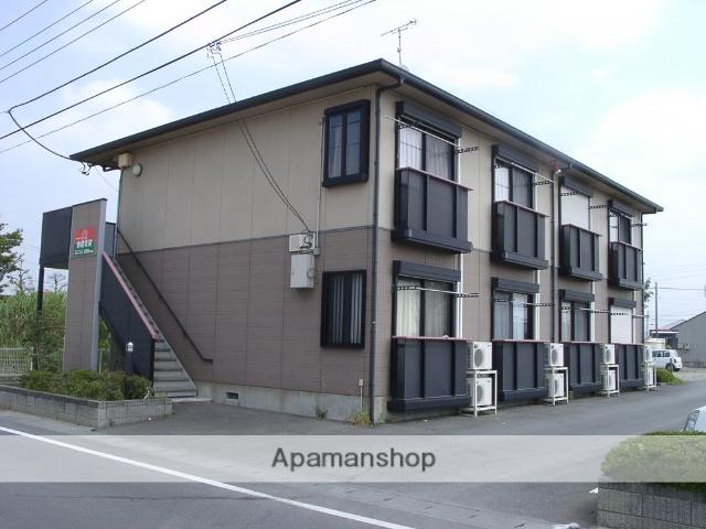 茨城県神栖市、小見川駅徒歩187分の築18年 2階建の賃貸アパート