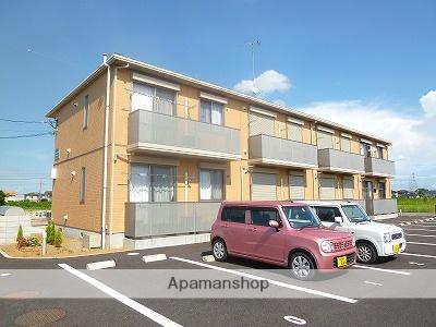 茨城県神栖市、小見川駅徒歩215分の築9年 2階建の賃貸アパート