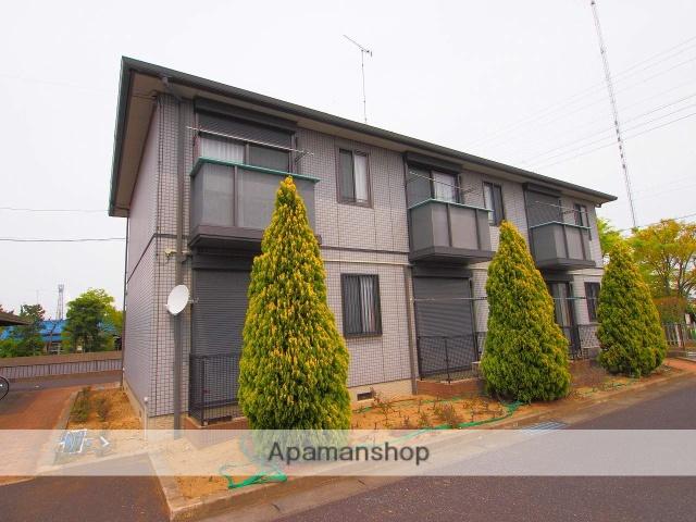 茨城県神栖市、小見川駅徒歩320分の築13年 2階建の賃貸アパート