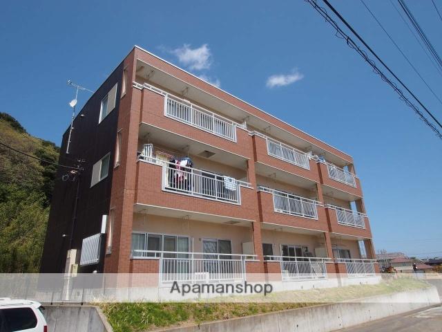 茨城県鹿嶋市、鹿島神宮駅徒歩20分の築16年 3階建の賃貸マンション