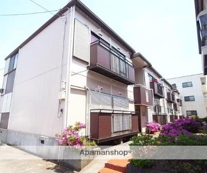 茨城県つくば市、つくば駅バス10分防災科学技術研究所下車後徒歩9分の築31年 2階建の賃貸アパート