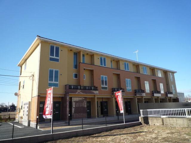 新着賃貸3:茨城県土浦市田中3丁目の新着賃貸物件