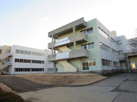 谷田部東中学校 2700m