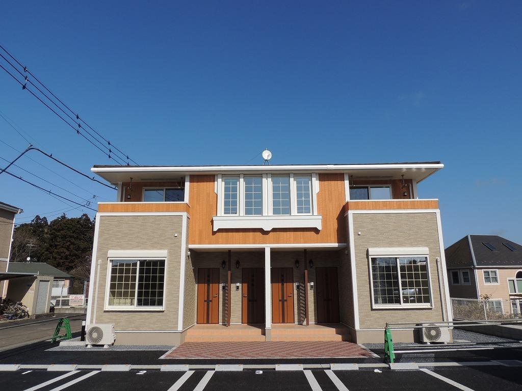 新着賃貸18:茨城県土浦市中の新着賃貸物件