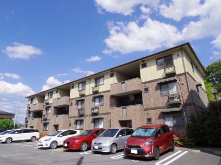 茨城県守谷市、守谷駅徒歩8分の築10年 3階建の賃貸アパート