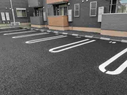 K.Z will C[1LDK/44.22m2]の駐車場