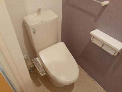 K.Z will C[1LDK/44.22m2]のトイレ