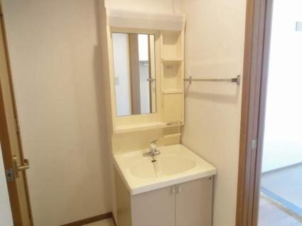 ガルテン・ハオスA[2DK/47m2]の洗面所