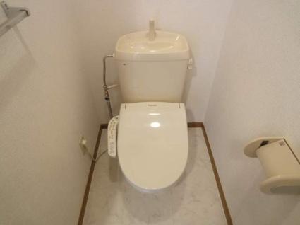 ガルテン・ハオスA[2DK/47m2]のトイレ