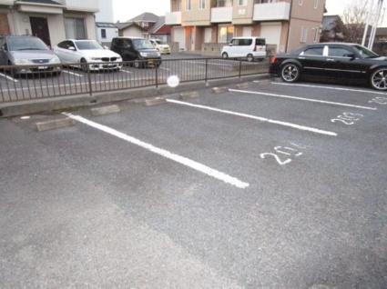 ロイヤルタビコ[3DK/52.14m2]の駐車場