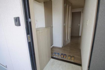 プロニティ・ハイムK[2LDK/51.66m2]の玄関