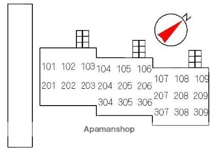 アメニティヒルズ[3LDK/67.56m2]のその他内装