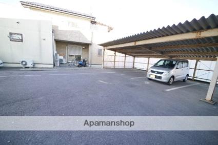金上ハイツ[2DK/40.05m2]の駐車場