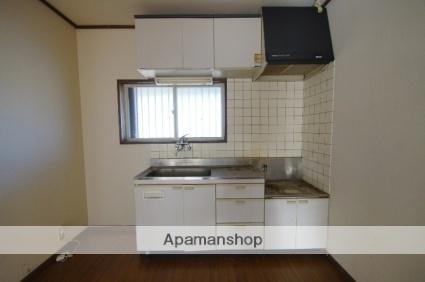 スカイハイツK1[2DK/39.75m2]のキッチン