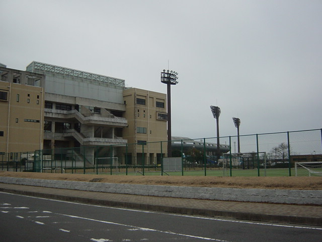 総合運動公園 2200m