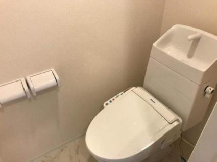 クレシアⅡ[2LDK/53.9m2]のトイレ