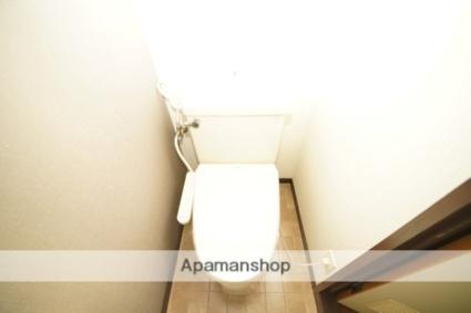 オーシャンコート[3K/56.16m2]のトイレ