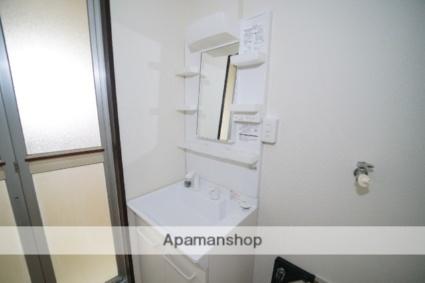 オーシャンコート[3K/56.16m2]の洗面所