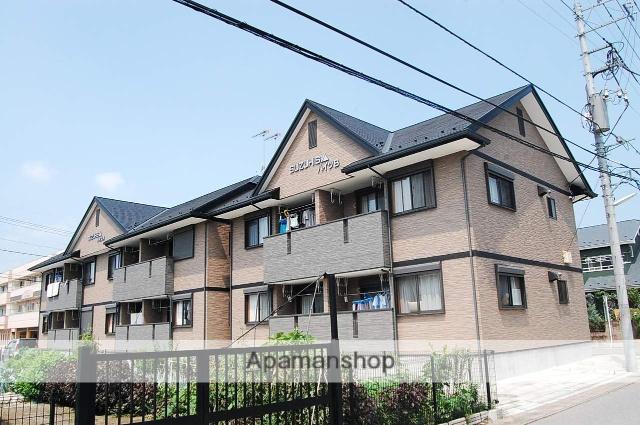 栃木県宇都宮市、宇都宮駅徒歩25分の築8年 2階建の賃貸アパート