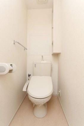 パルテールⅢ[1LDK/41.27m2]のトイレ