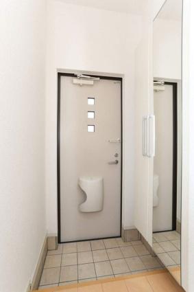 パルテールⅢ[1LDK/41.27m2]の玄関