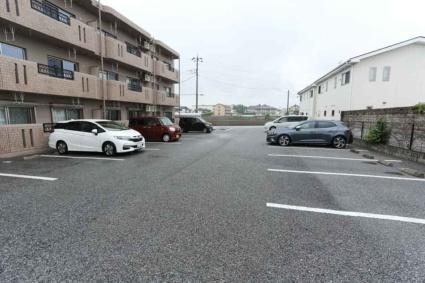 Y&Mシルキー[2LDK/55.51m2]の駐車場