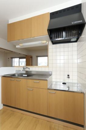 Y&Mシルキー[2LDK/55.51m2]のキッチン