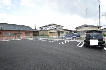 カーサ翠樹[1LDK/41.26m2]の駐車場