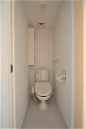 カーサ翠樹[1LDK/41.26m2]のトイレ