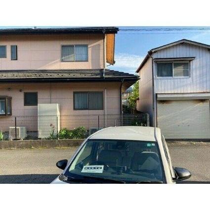 大森ハイツB[2DK/35.9m2]の駐車場1