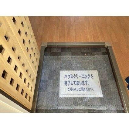 大森ハイツB[2DK/35.9m2]の玄関