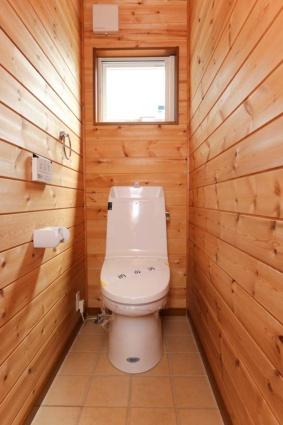 ウッドライフ[1LDK/41.89m2]のトイレ
