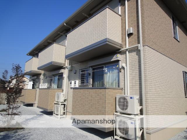 栃木県宇都宮市、宇都宮駅徒歩30分の築4年 2階建の賃貸アパート