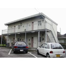 栃木県宇都宮市の築31年 2階建の賃貸アパート