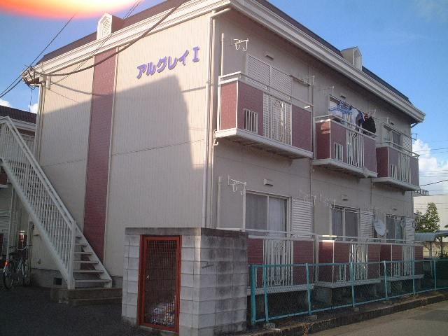 栃木県宇都宮市、宇都宮駅関東バスバス10分竹林西下車後徒歩10分の築25年 2階建の賃貸アパート