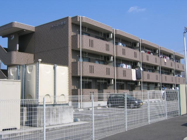 栃木県宇都宮市、宇都宮駅徒歩25分の築15年 3階建の賃貸マンション