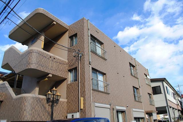 栃木県宇都宮市、宇都宮駅徒歩16分の築12年 3階建の賃貸マンション