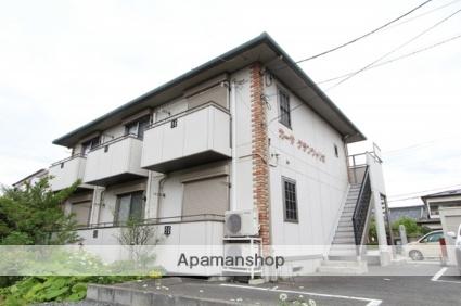 栃木県宇都宮市、宇都宮駅徒歩18分の築12年 2階建の賃貸アパート