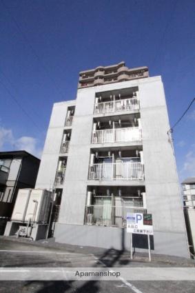 栃木県宇都宮市、宇都宮駅徒歩6分の築5年 4階建の賃貸マンション