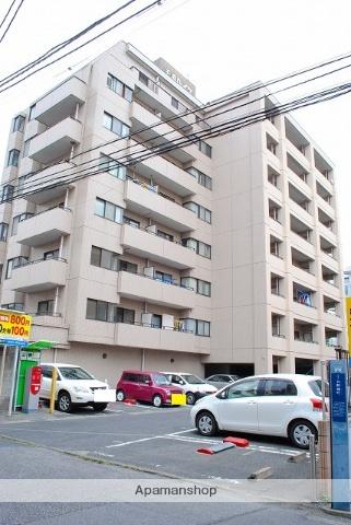 栃木県宇都宮市、宇都宮駅徒歩12分の築28年 8階建の賃貸マンション