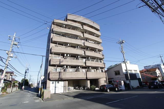 栃木県宇都宮市の築24年 7階建の賃貸マンション