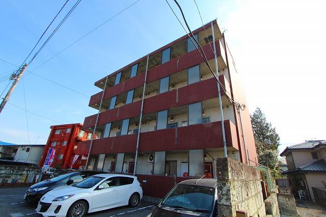 栃木県宇都宮市、鶴田駅徒歩20分の築19年 4階建の賃貸マンション