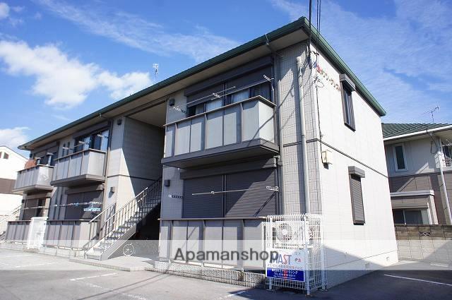栃木県宇都宮市、鶴田駅徒歩11分の築13年 2階建の賃貸アパート