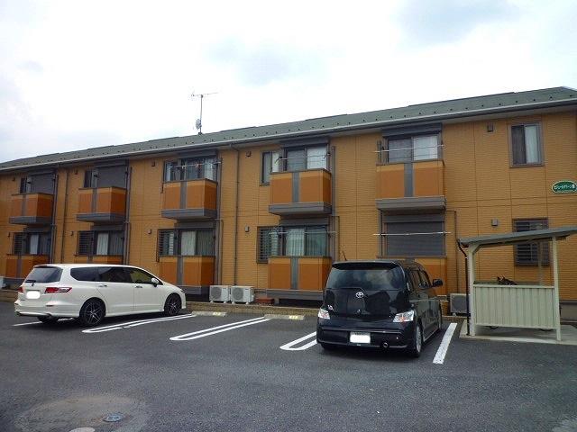 栃木県宇都宮市、鶴田駅徒歩5分の築9年 2階建の賃貸アパート