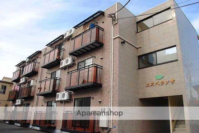 栃木県宇都宮市、南宇都宮駅徒歩4分の築14年 3階建の賃貸マンション