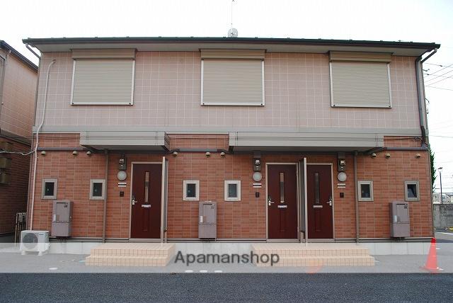 栃木県宇都宮市、南宇都宮駅徒歩14分の築9年 2階建の賃貸アパート