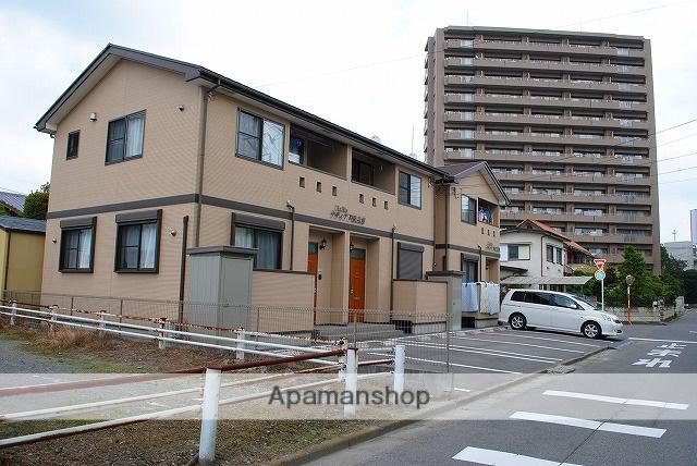 栃木県宇都宮市、宇都宮駅関東バスバス20分中央警察署前下車後徒歩3分の築9年 2階建の賃貸アパート